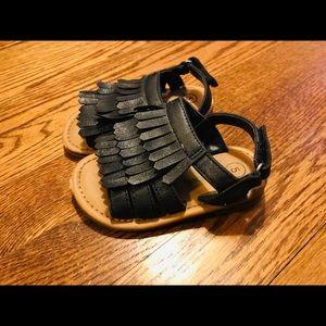 Other - Toddler fringe sandal